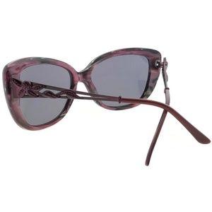 f2125e5250 Judith Leiber Accessories - JL5009-06-58 Cat Eye Women s Ruby Frame
